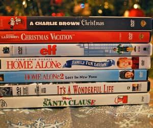 christmas, movies, and movie image