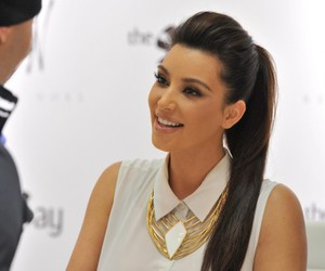 kim kardashian, celebrity, and pretty image