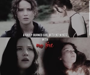 movie, katniss everdeen, and thg image