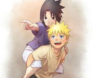 naruto and sasunaru image