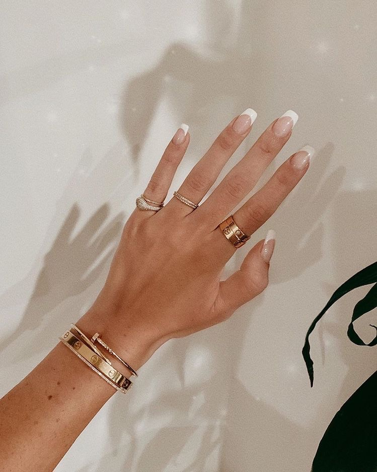 nails, bracelet, and accessories image