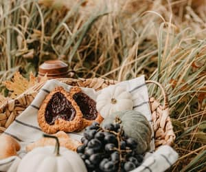 fall, food, and pastries image