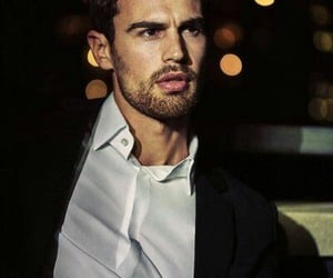 theo james, actor, and Hot image
