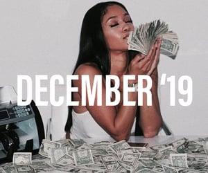 cash, dollar, and money image