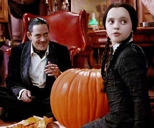 family, horror, and pumpkin image