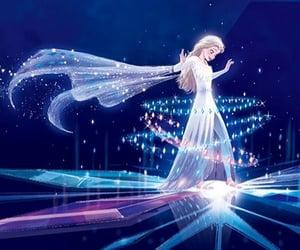 disney, disney princess, and frozen image