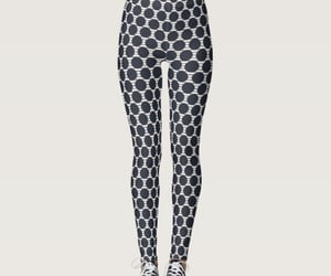 leggings, sportstyle, and pattern image
