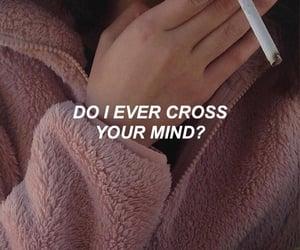 cigarette, frases, and mind image