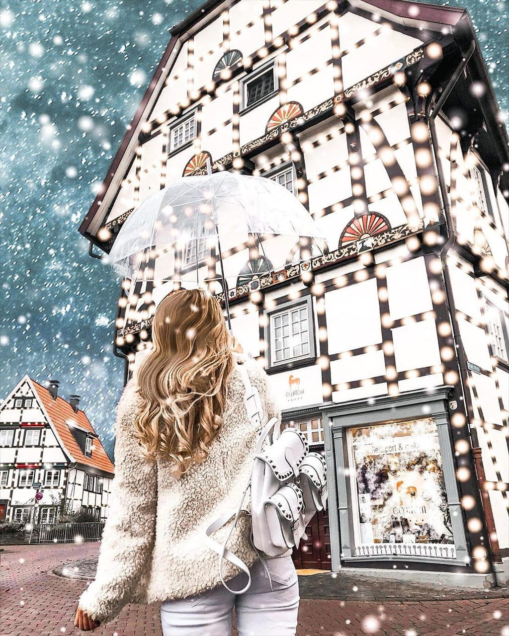 december, fashion, and merry christmas image