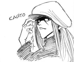 kaito, hunterxhunter, and kite image