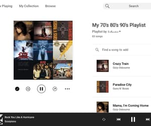 playlist, listen, and nirvana image