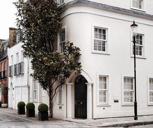 architecture, casa, and facade image