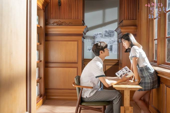 article, Korean Drama, and dorama image