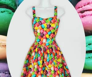 alternative, handmade clothes, and candy dress image