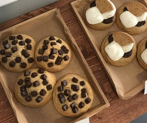 chocolate, Cookies, and snack image