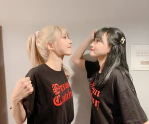 dreamcatcher, girl, and siyeon image
