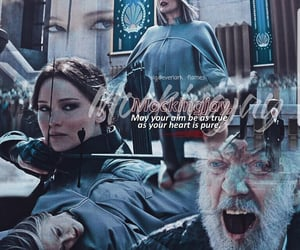 character, edit, and katniss everdeen image