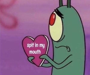freaky, spongebob, and wholesome image