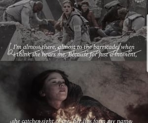 aesthetic, fandom, and the hunger games image