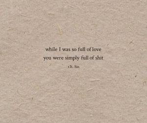 aesthetic, beige, and love quote image