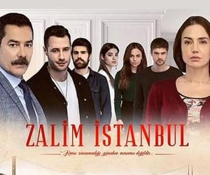 Turkish, zalim istanbul, and tv show image