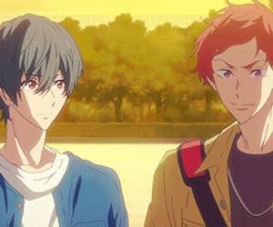 anime, asahi, and cute image