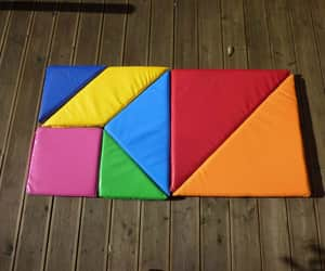 puzzles, activity hire, and tangram image