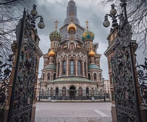 city and saint petersburg image