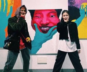 jennie, mino, and blackpink image