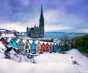 ireland and winter image