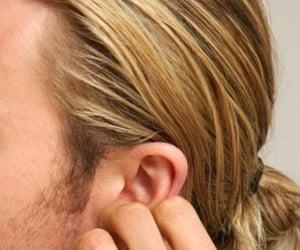 blonde, man, and blonde hair man image