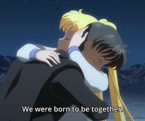 sailor moon, usagi, and love image