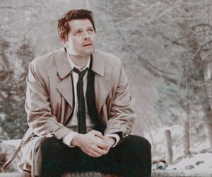 castiel, winchester, and novak image