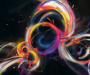 abstract, art, and graphics image