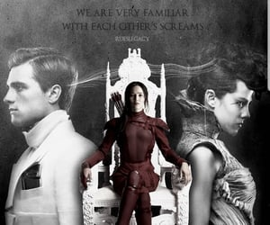 aesthetic, the hunger games, and character image