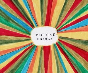 positive, energy, and colors image