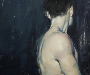 painting, malcolm t liepke, and art image