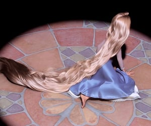 disney princess, princess, and tangled image