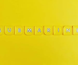 beatles, songs, and submarine image