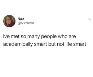 intelligence, people, and quote image