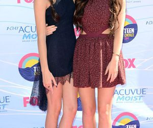Kendall, kylie, and jenners image