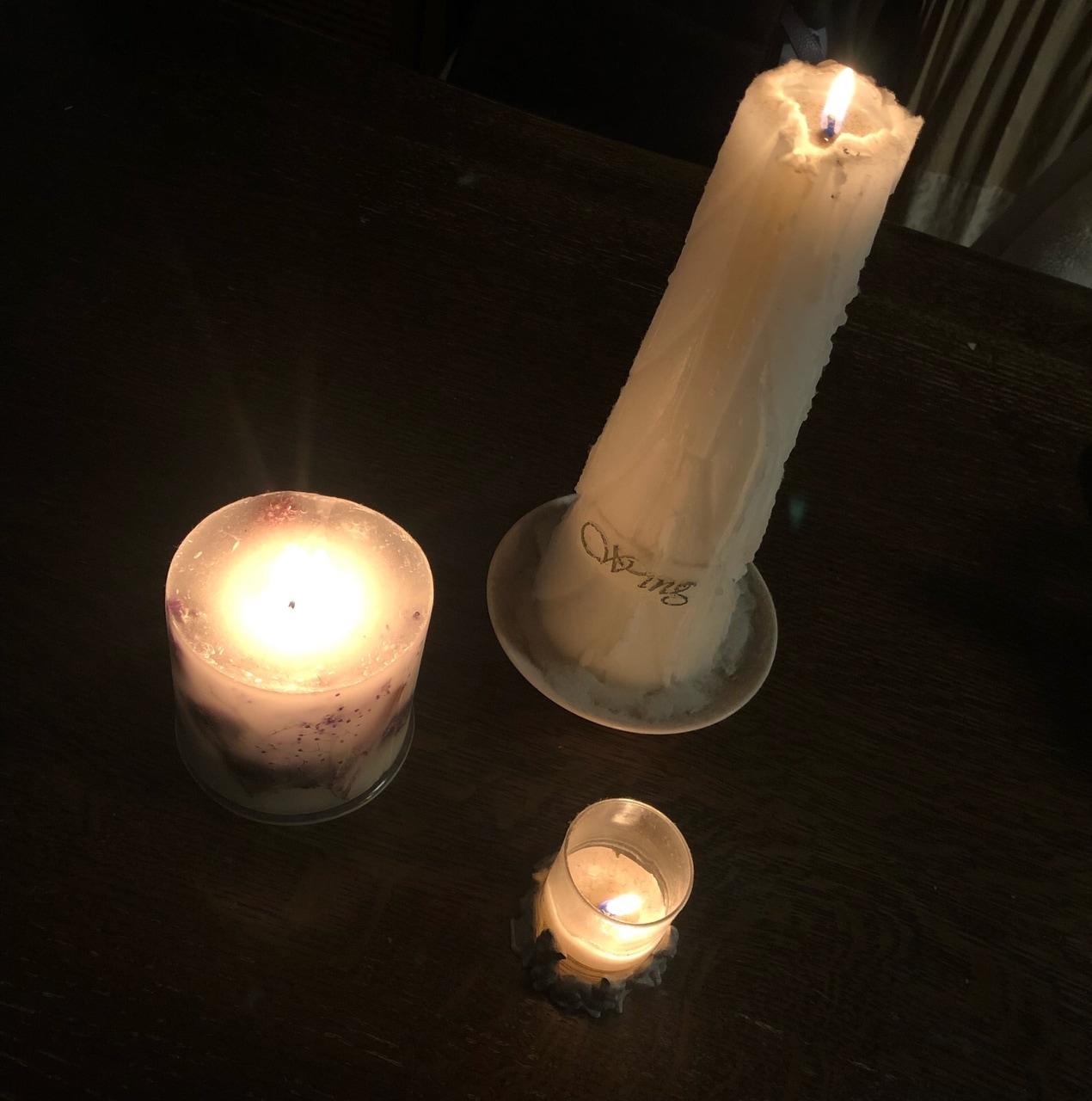 キャンドル, nightroutine, and candle image