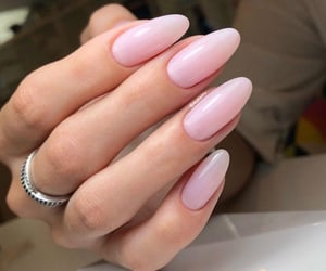 nails and natural image