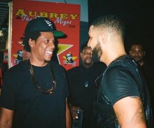 Drake and jay z image