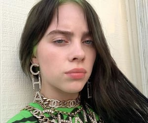 billie eilish, chanel, and billie image