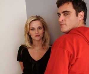 actors, Joaquin, and Reese Witherspoon image