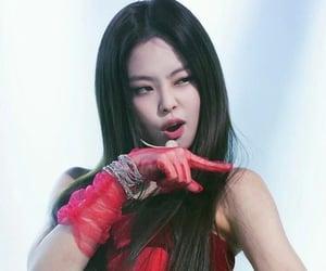 famous, korean girl, and model image