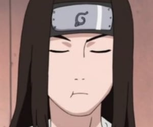 anime, naruto, and neji image