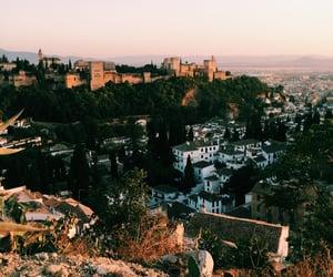 Alhambra, Granada, and views image
