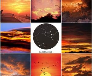Sagittarius and zodiac sign image